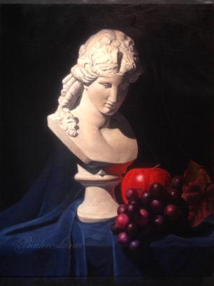 cast painting by jason budowski